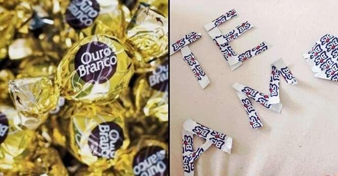 Chocolates brancos que dão um baile em qualquer outro