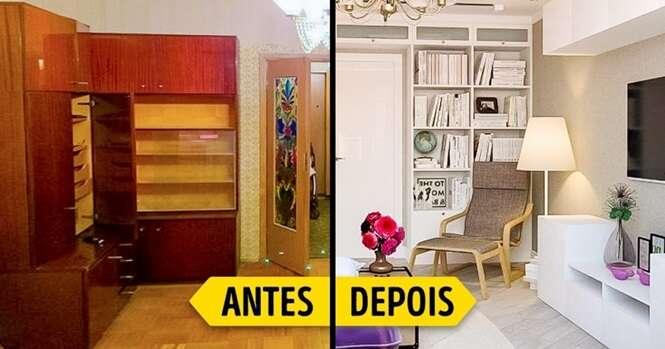 Ideias incríveis para mudar sua casa completamente