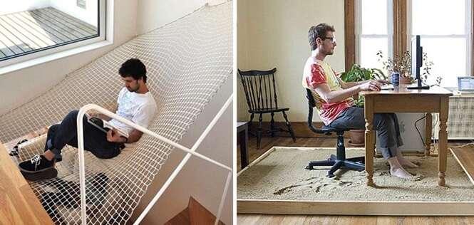 Ideias incríveis que fariam da sua casa um lugar bem melhor