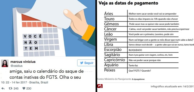 Imagens provando que a liberação do FGTS mexeu com a emoção de muitos brasileiros
