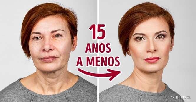 Truques de maquiagem para evidenciar a beleza em qualquer idade