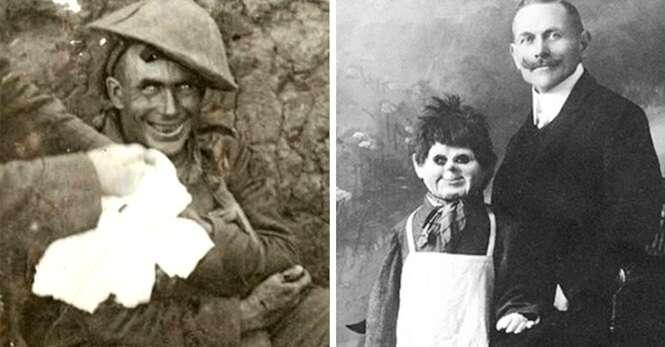 Fotos assustadoras que vão grudar nas profundezas da sua mente para sempre