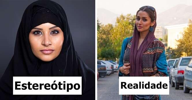 Fotos da moda no Irã que vão destruir seus estereótipos