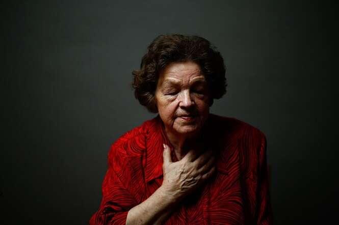 Fotos mostram alguns dos valentes sobreviventes do campo de concentração de Auschwitz