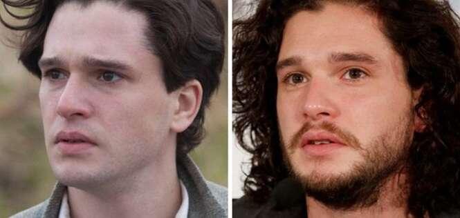 Fotos provando que a barba pode mudar para melhor a aparência de um homem