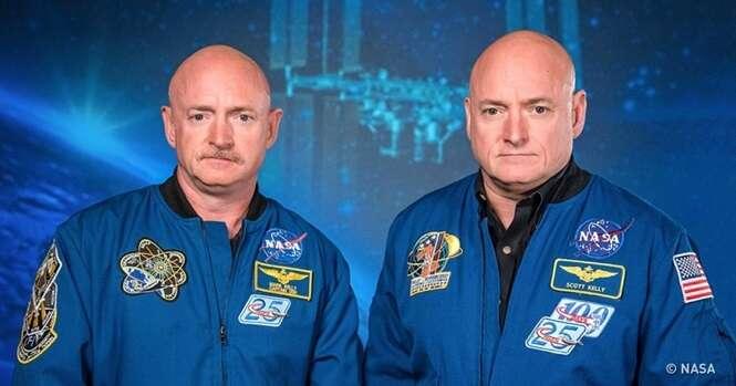 Um desses gêmeos passou um ano no espaço enquanto o outro ficou na Terra, e algo surpreendente aconteceu com o que viajou