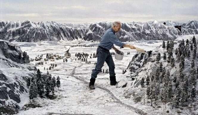 Filmes famosos que usaram impressionantes cidades em miniatura