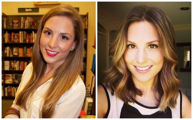 Mulheres mostrando que optar por cabelo curto pode ser uma ideia fantástica
