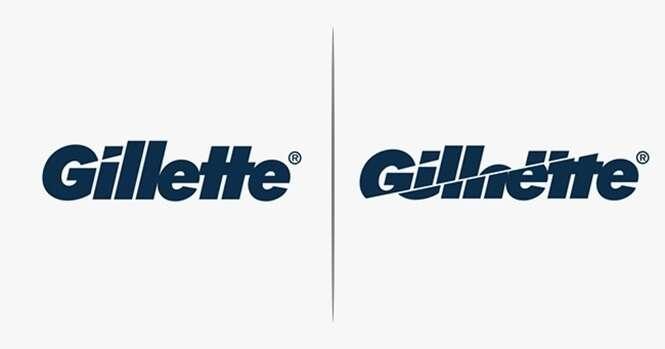 Como seriam 10 logos de marcas se refletissem a natureza de seus produtos
