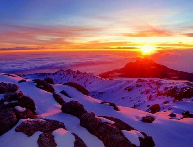 Nascer e pôr do sol: 9 dos mais lindos do mundo