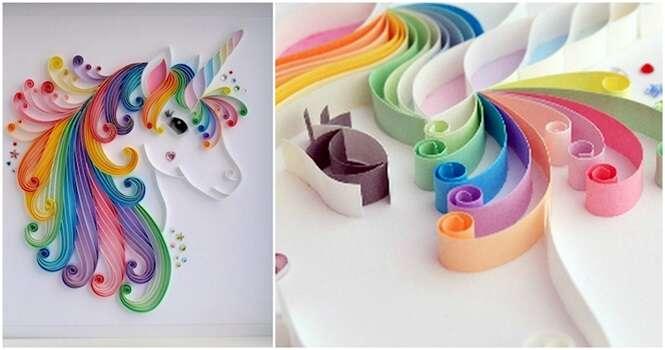 É difícil acreditar que essas peças são feitas de papel