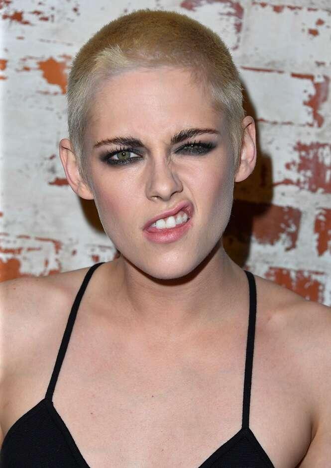 26 Fotos Do Novo Visual Da Atriz Kristen Stewart