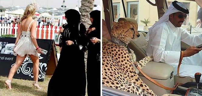 Imagens que provam que Dubai é uma das cidades mais bizarras e incríveis do planeta