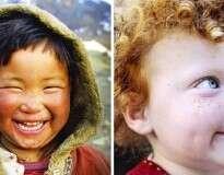16 fotos mostrando os sorrisos mais cativantes do mundo