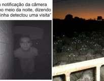 12 imagens para não esquecer o que é medo de escuro