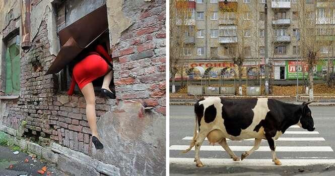 Imagens da Rússia que você nunca verá em cartões postais