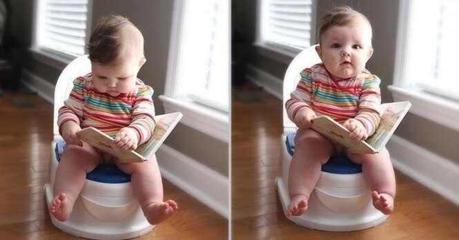 Este incrível método pode ensinar seu filho a usar o troninho em apenas 3 dias