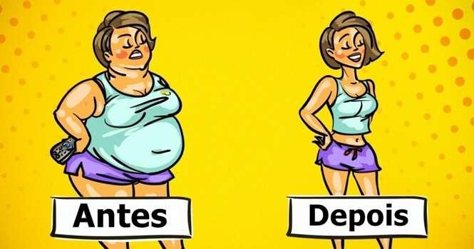 Combinações de alimentos que nos ajudam a perder peso e 6 que devemos evitar