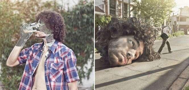 Imagens feitas por um gênio do Photoshop
