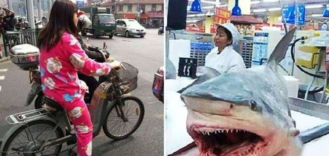 Coisas comuns na China que você vai achar bizarras
