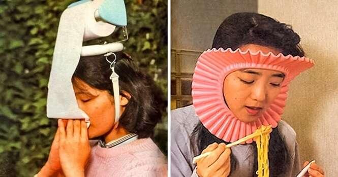 Invenções bizarras que você não vai acreditar que realmente existem