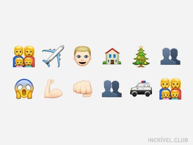 Você consegue adivinhar quais filmes estão por trás dos emoticons?