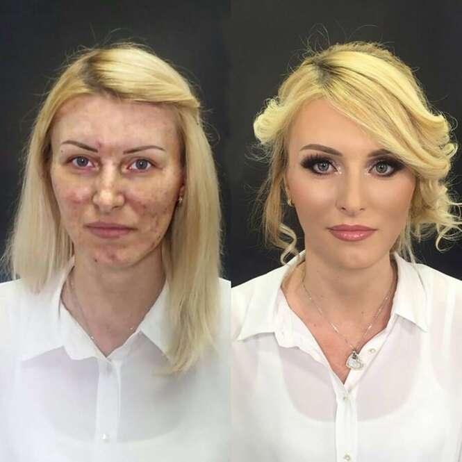 Transformações que mostram o verdadeiro poder da maquiagem