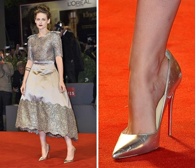 Saiba o motivo de as famosas usarem sapatos de tamanhos maiores do que realmente calçam