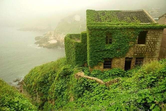 Lugares onde a civilização foi derrotada pela natureza