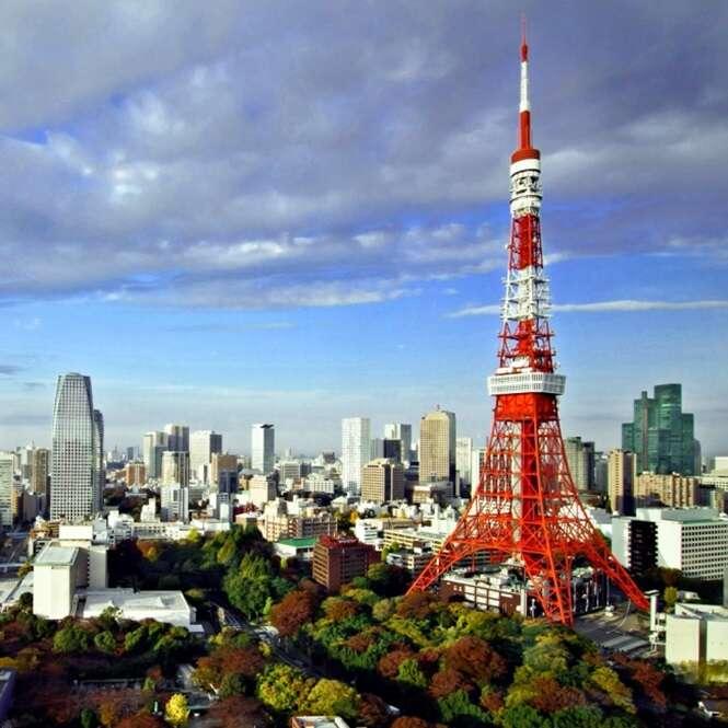 Provas de que o Japão é cheio de surpresas