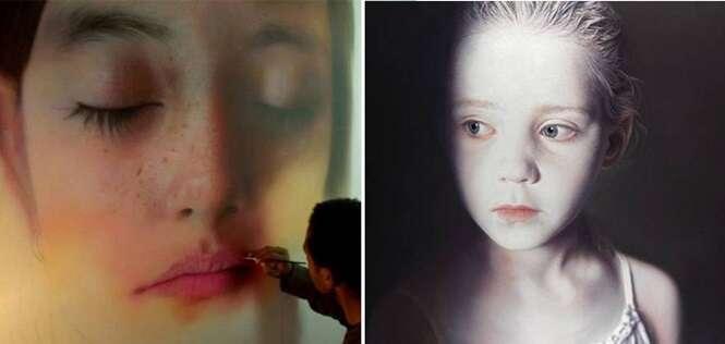 Imagens que você não vai acreditar que são pinturas
