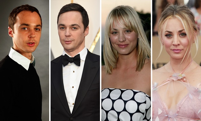 "O elenco de ""The Big Bang Theory"" antes e agora"