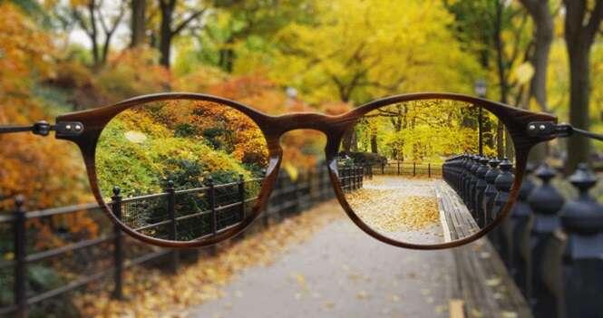 Imagens animadas que só quem usa lentes de contato ou óculos vai entender