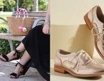 21 lindos calçados ideais para as mulheres que não gostam de usar salto