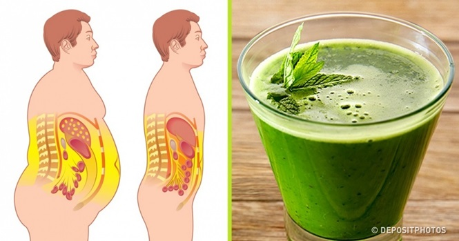 Bebidas para ingerir antes de ir dormir que ajudam a queimar gordura abdominal