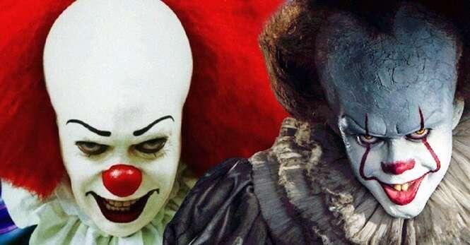 """Compare os trailers de 1990 e de 2017 de """"It: A coisa"""" e diga qual é o mais assustador"""