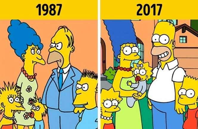 Cartoons que se transformaram devido ao avanço da tecnologia