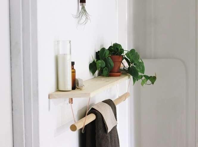 Ideias incríveis para seu banheiro que você vai querer tentar hoje mesmo
