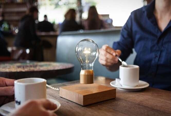Invenções inteligentes que o transportarão para o futuro