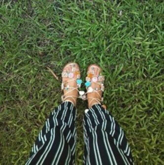 Lindos calçados ideais para as mulheres que não gostam de usar salto