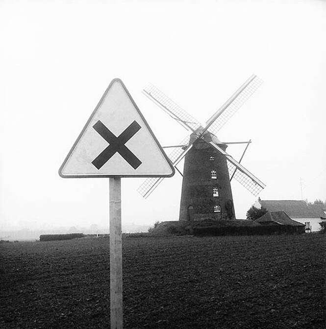 Fotos divertidas feitas na França nos anos 50