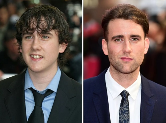 "Estas fotos provam que o elenco de ""Harry Potter"" mudou completamente"
