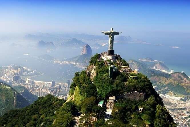 Fatos que você provavelmente não sabia sobre o Brasil