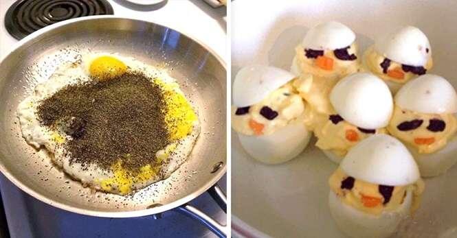 Catástrofes culinárias com as quais todos que são um desastre na cozinha vão se identificar