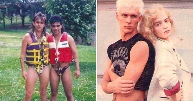 Imagens que não deixam dúvidas de que era bonito ser feio nos anos 90