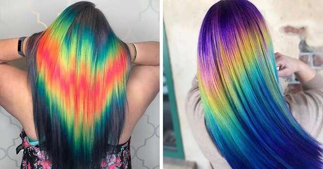 Esta é a mais nova tendência de cabelo que viralizou no Instagram