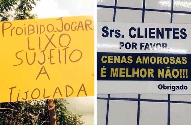As coisas mais engraçadas já escritas por brasileiros