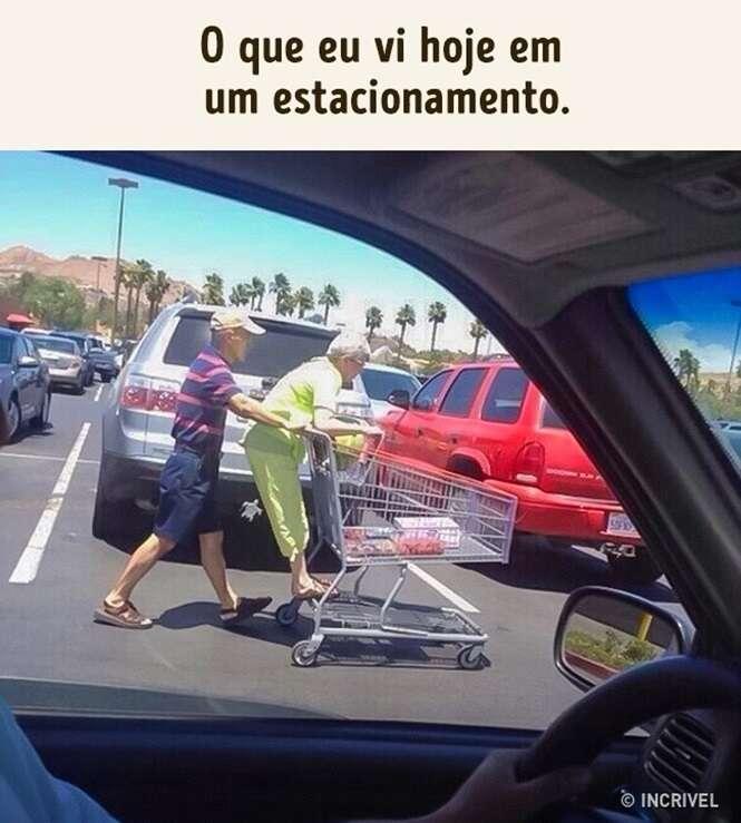 Fotos provando que os avós são pessoas maravilhosas