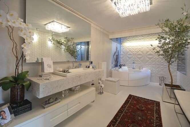 Banheiros de gente rica que vão te proporcionar banho de prazer