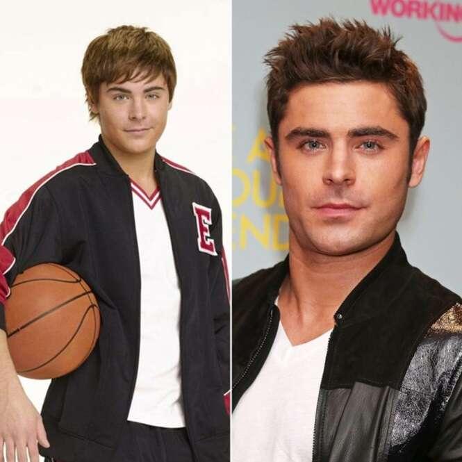 """Como estão as estrelas de """"High School Musical"""" 11 anos depois"""